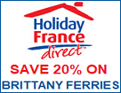 Holiday France direct La Laiterie link